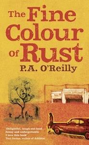 the fine colour of rust e.a. o'reilly