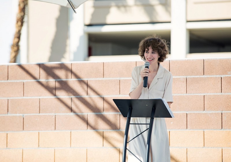 miranda july american dreams festival black mountain institute believer magazine