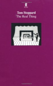 The Real Thing, Tom Stoppard