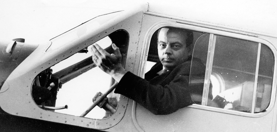 When Antoine de Saint-Exupéry Disappeared | Literary Hub