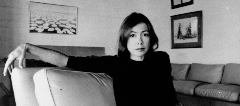 In Grief Joan Didion S Move From Fiction To Memoir Literary Hub