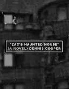 zac's haunted house dennis cooper