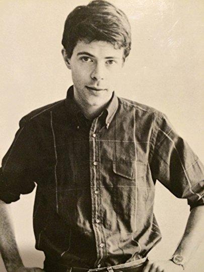 Jonathan Franzen first author photo