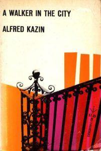 kazin a walker in the city
