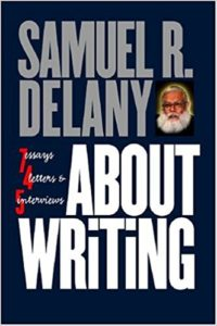 About Writing, Samuel R. Delany