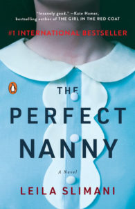The Perfect Nanny by Leila Slimani, Translated by Sam Taylor