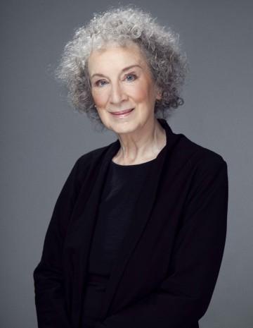 margaret atwood author photo