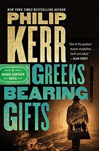 Greeks Bearing Gifts Philip Kerr