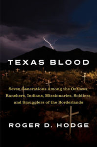 Texas Blood_Roger Hodge
