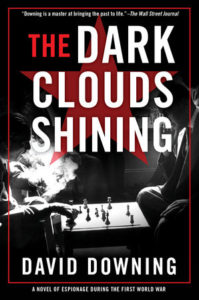 The Dark Clouds Shining David Downing
