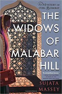 The Widows of Malabar Hill Sujata Massey
