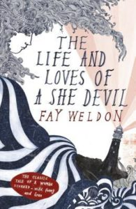 The Life and Loves of a She-Devil book cover