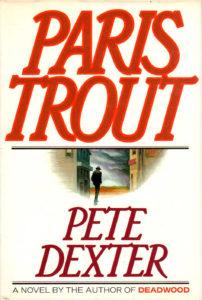paris trout first edition