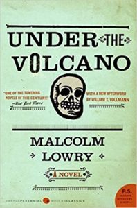 under the volcano book cover