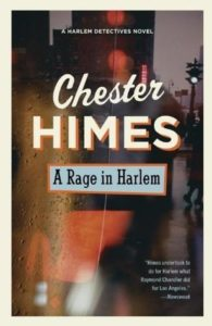 a rage in harlem book cover
