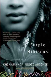 purple hibiscus book cover