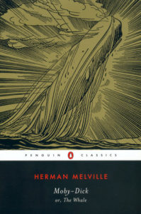 moby-dick book cover