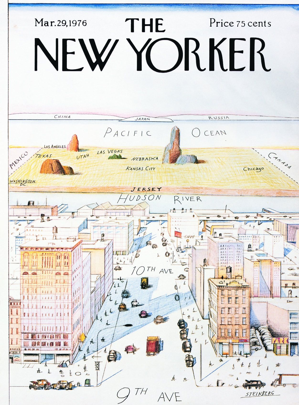 Best New Yorker Covers