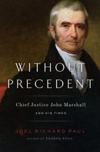 joel richard paul_without precedent_cover