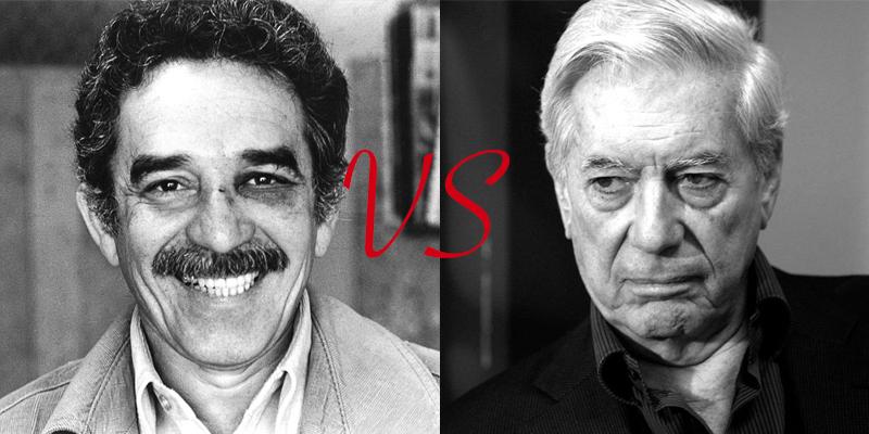 Garcia Marquez vs. Vargas Llosa