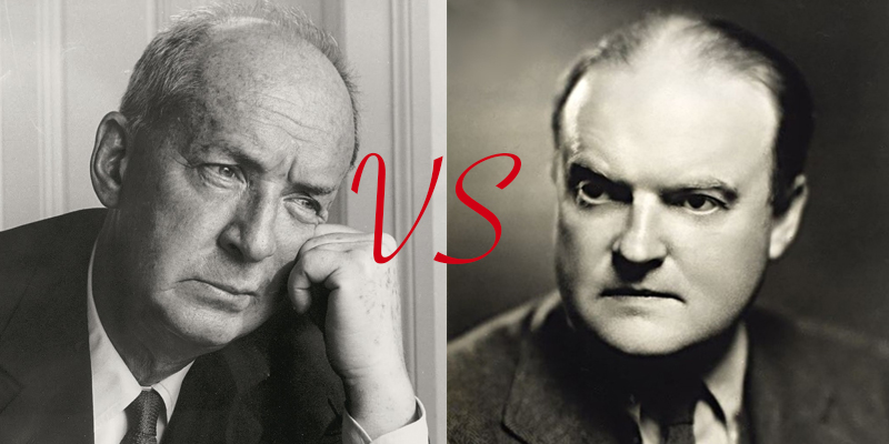 Nabokov vs. Wilson