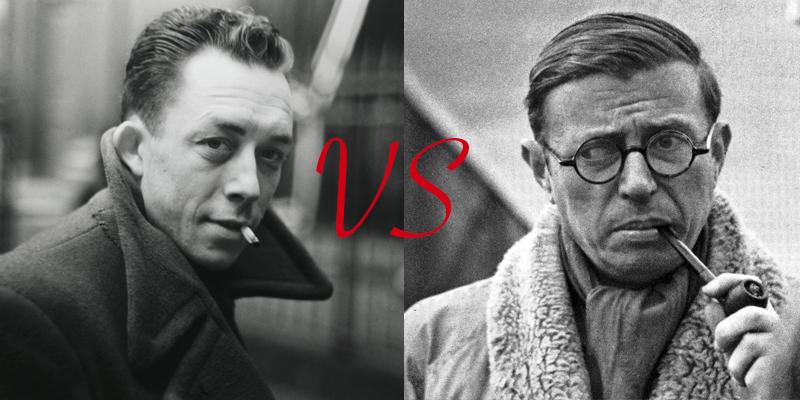 Sartre vs. Camus