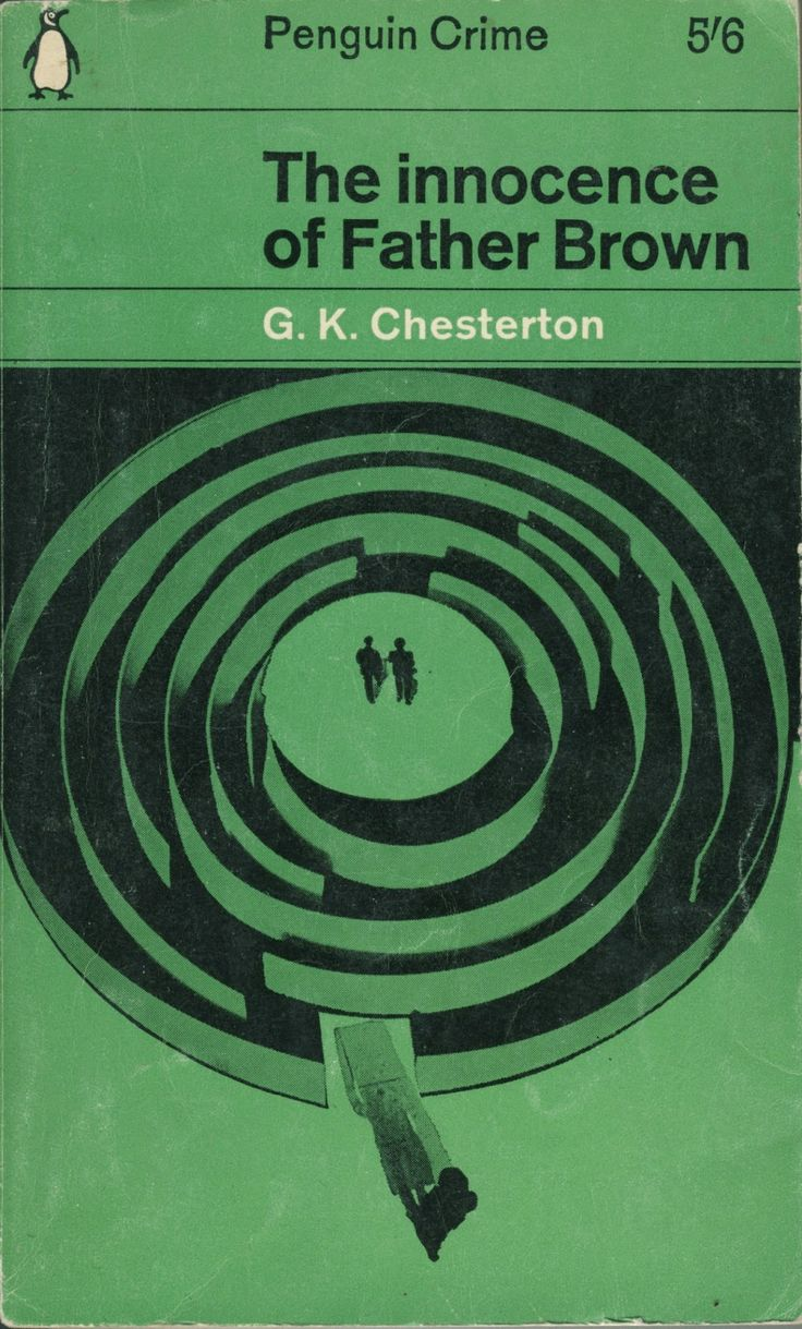 g.k. chesterton father brown