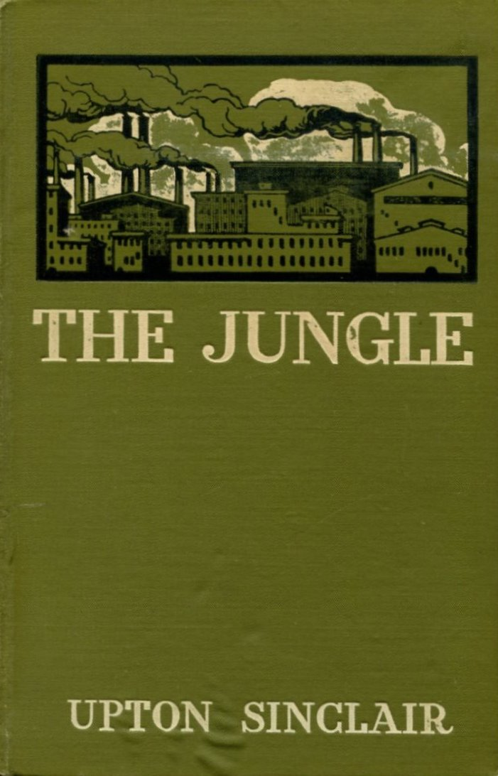 jungle upton sinclair