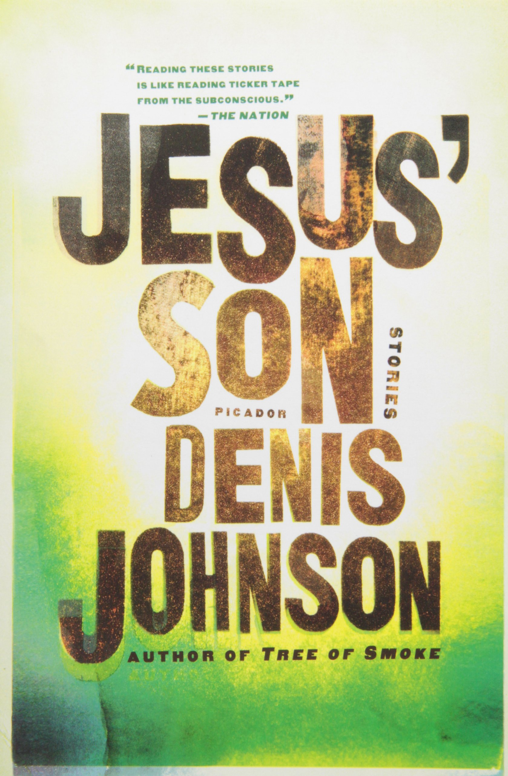 jesus' son johnson