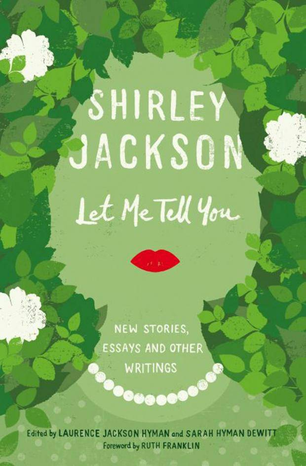 shirley jackson let me tell you