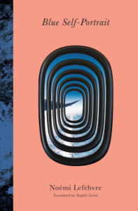 Blue Self-Portrait, Noemi Lefebvre