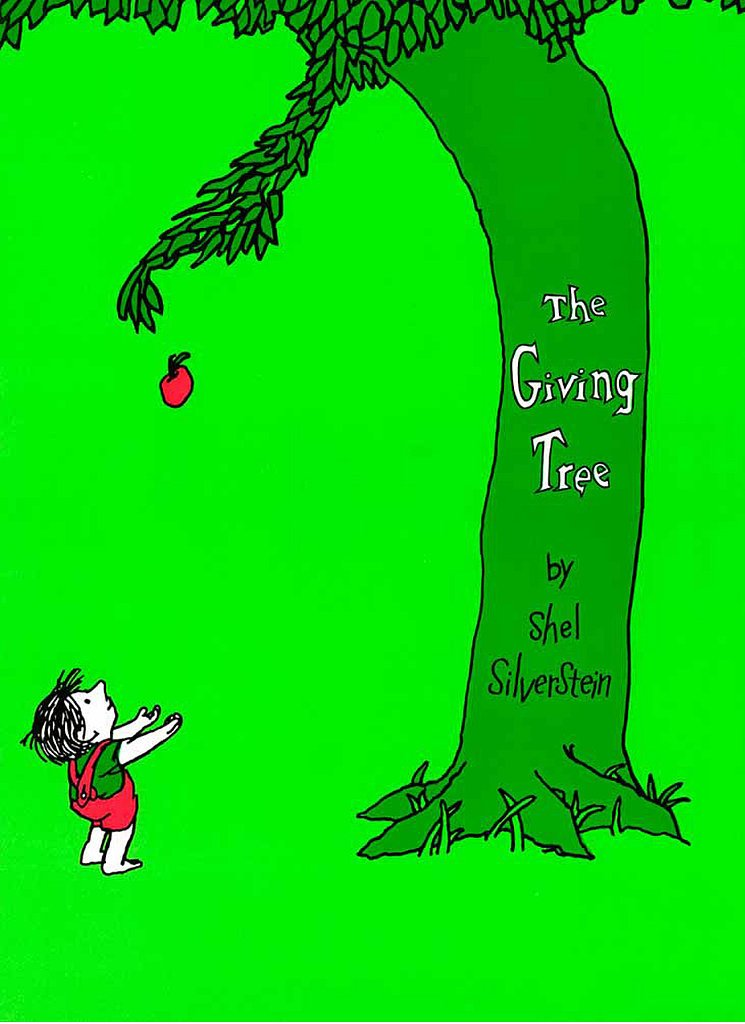 giving tree silverstein