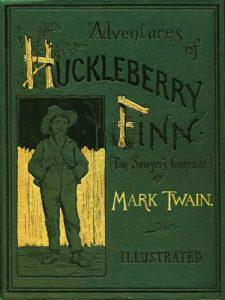 Mark Twain, Adventures of Huckleberry Finn
