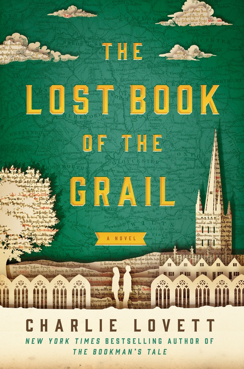 lovett lost book of the grail
