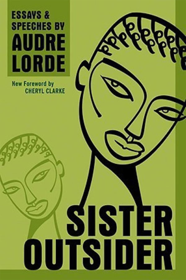 sister outsider audre lorde
