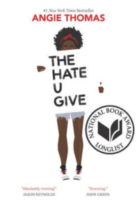 Angie Thomas The Hate U Give