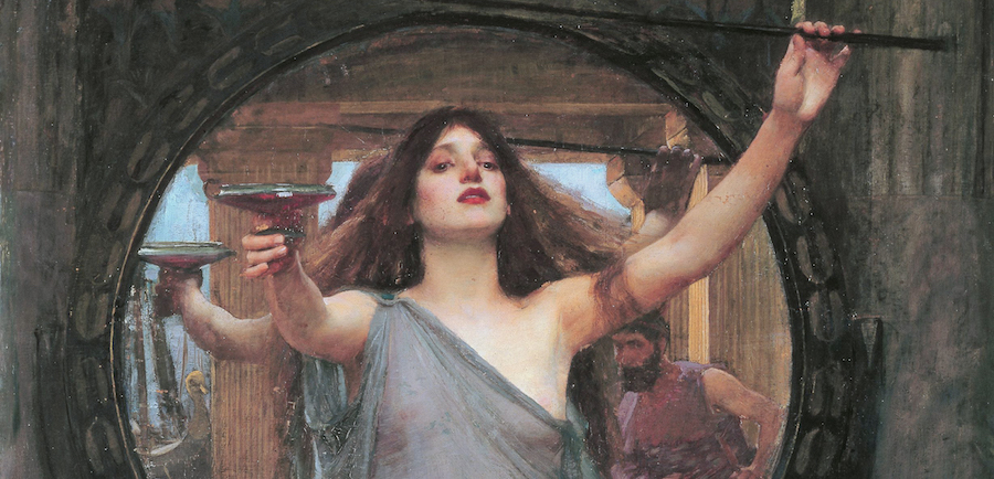 Restoring Power To The Women Of Ancient Myth Literary Hub