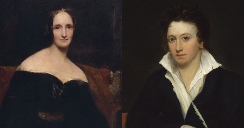The Treacherous Start To Mary And Percy Shelley S Marriage Literary Hub