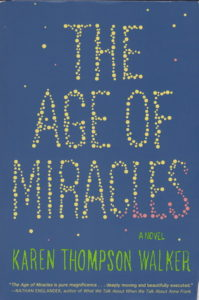 Karen Thompson Walker, The Age of Miracles