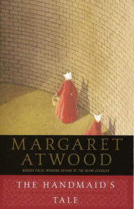 The Handmaid's Tale, Margaret Atwood