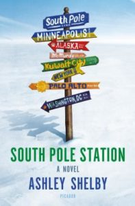 South Pole Station Ashley Shelby