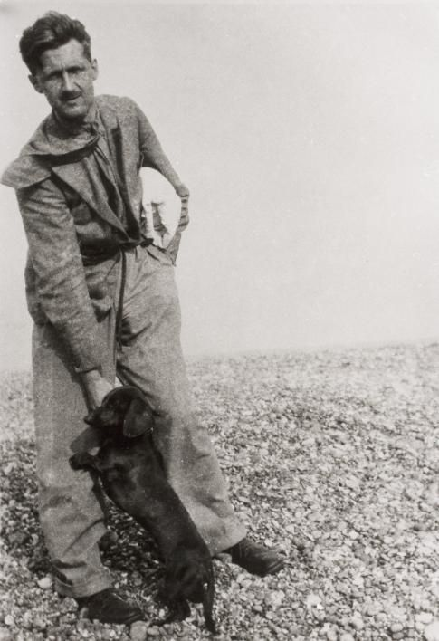 George Orwell, Southwold Beach, 1934