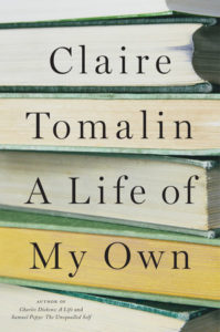 Claire Tomalin, A Life of My Own