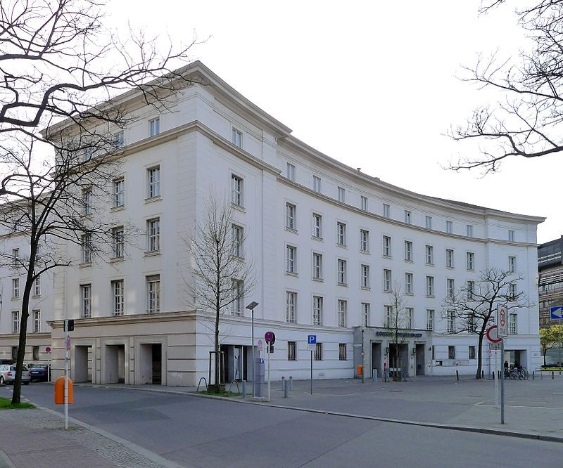 Wilmersdorf Rathaus