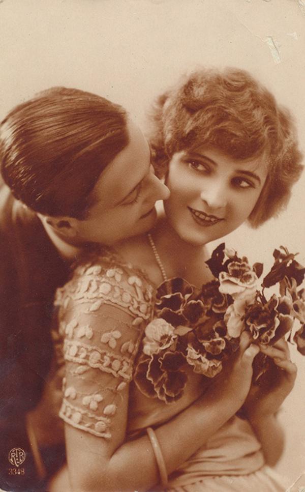 Zelda Sayre and F. Scott Fitzgerald on their wedding day