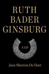 Jane Sherron de Hart, Ruth Bader Ginsburg: