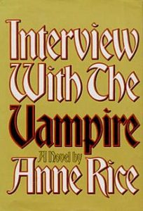Anne Rice Interview mit dem Vampir