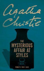 Agatha Christie, The Mysterious Affair at Styles (1920)