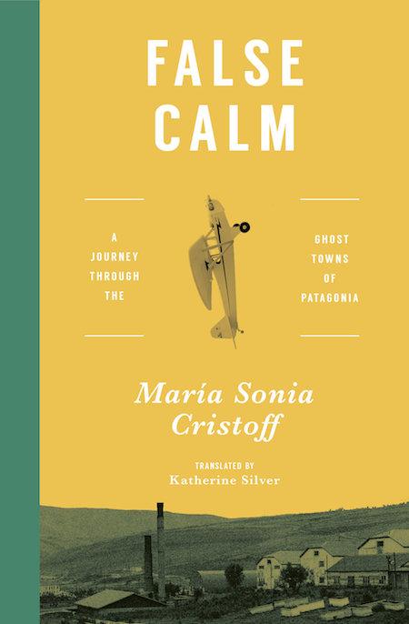 María Sonia Cristoff, tr. Katherine Silver, <em>False Calm</em>, Transit Books; design by TK TK (October 2, 2018)