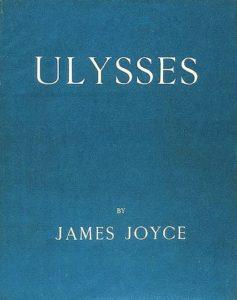 James Joyce, Ulysses (1922)